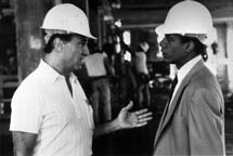 Tony Lo Bianco and Joe Morton