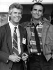 Barry Bostwick and Tony Lo Bianco